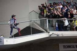 Jorge Lorenzo, Movistar Yamaha MotoGP, Yamaha celebrate with champagne