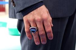 The Champions ring of Simon Pagenaud