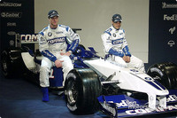 Williams' bosses comment on their drivers