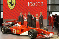 New F2002 may not run at Melbourne