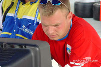 A lap of Sebring with Jan Magnussen