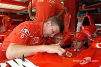 Schumacher will keep going says Brawn