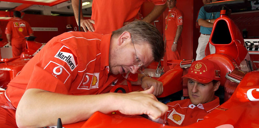 Schumacher will keep going says Brawn