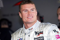 Dennis praises Coulthard's composure