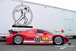 Grand-Am Ford unveils Daytona Prototype in Las Vegas