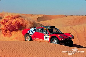 Dakar: Volkswagen stage five report