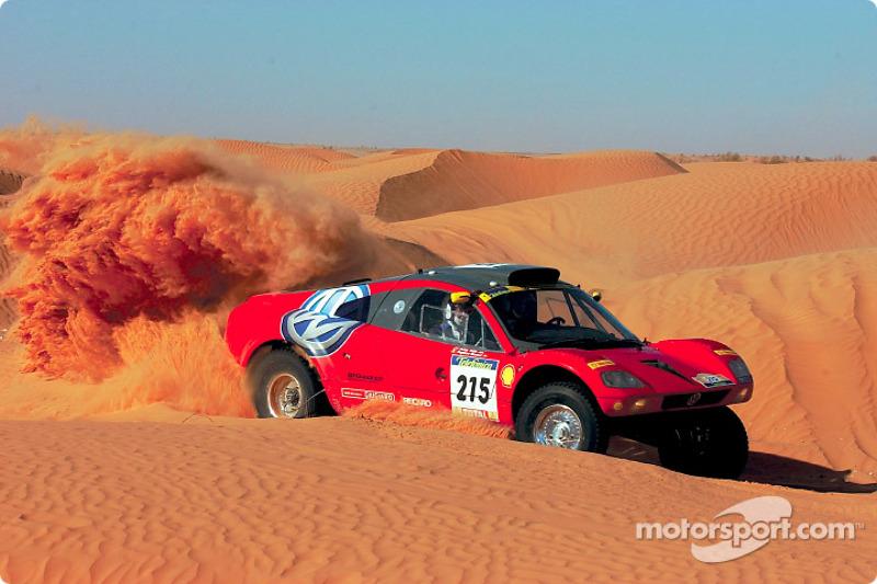 Dakar: Volkswagen stage five report