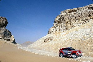 Dakar: Stage 13 Siwa - Dakhla notes