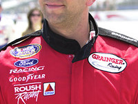 Biffle at top of class among rookie drivers