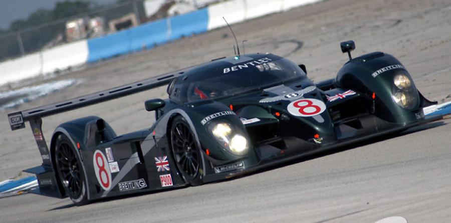 Bentleys dominate Sebring qualifying