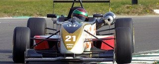 Van der Merwe double winner at Snetterton