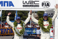 Martin scores first career victory in Acropolis