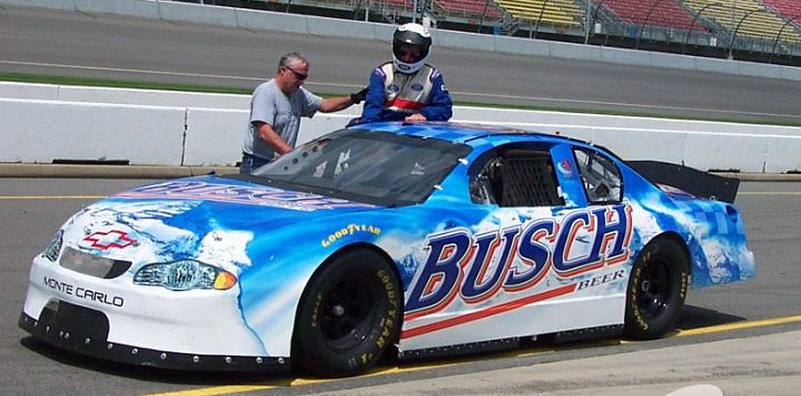 BUSCH: Riding the high banks of MIS