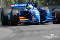 CHAMPCAR/CART: Tagliani takes hometown pole