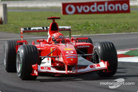 Schumacher geared up for Indianapolis
