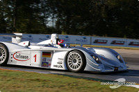 Werner gives Team Joest the Petit pole