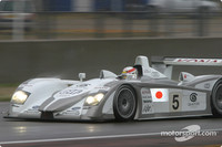 Kristensen, Ara take 1000km for Audi