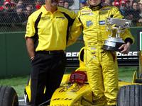 2003 an 'emotional rollercoaster' for Jordan