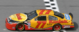 NASCAR Sprint Cup Gaughan: Not your typical rookie candidate