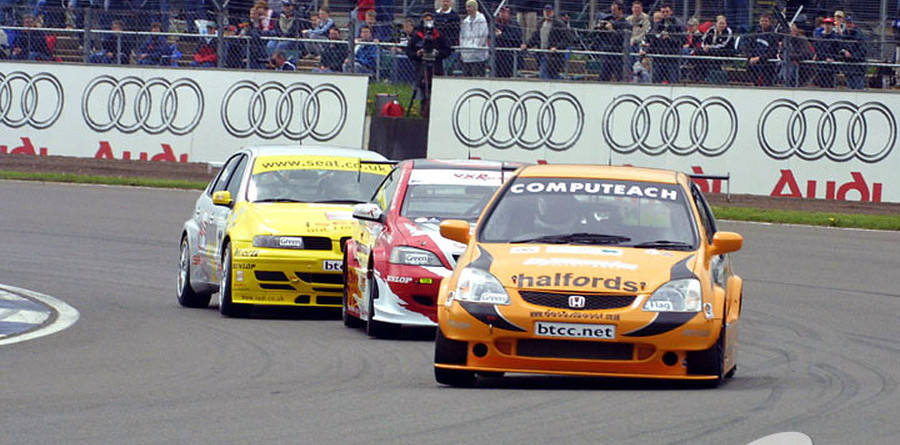 BTCC: Neal takes win in first race at Silverstone