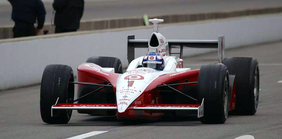 IRL: Dixon on top as Indy 500 practice resumed