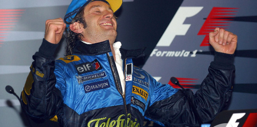 Congratulations for Trulli