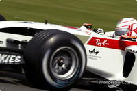 Button top after final German GP practices