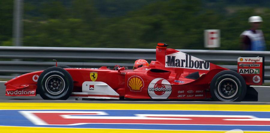Ferrari front row for Hungarian GP