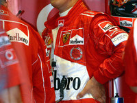 Schumacher pleased with Spa return