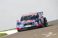 Ekstrom snatches Zandvoort pole for Audi