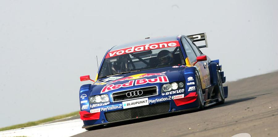 Ekstrom snatches Zandvoort pole for Audi