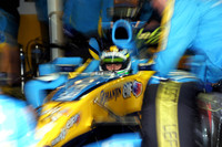 Fisichella ready to fight at the front again