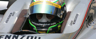 IRL: Scheckter aces Indy's Fast Friday