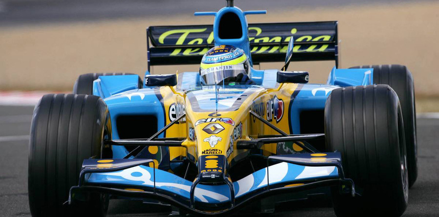 Fisichella quickest in last French GP practice