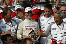 Toyota interview with Ralf Schumacher