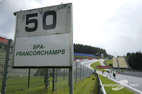 Farewell to Europe at Spa-Francorchamps