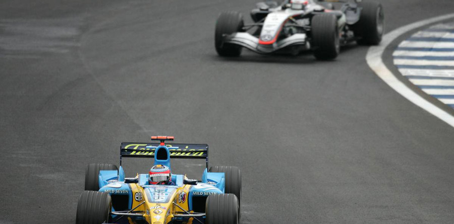 Rivals ready to battle for constructors' title