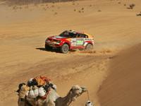 Peterhansel takes over the Dakar lead