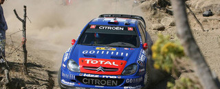 Loeb rocks into Rally Mexico lead