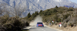WRC Loeb stretches Tour de Corse lead