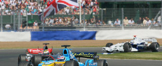 Alonso victorious at British GP for first time