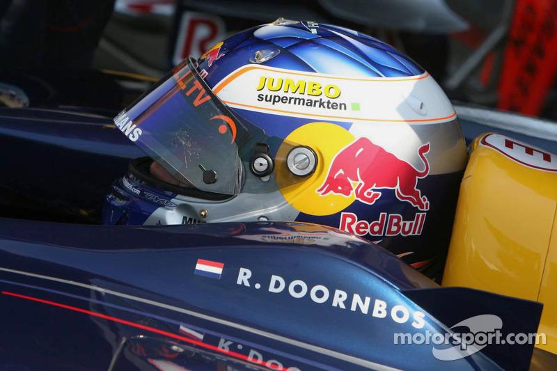 Doornbos focuses on race set up
