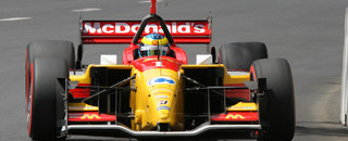 CHAMPCAR/CART: Bourdais storms to San Jose pole