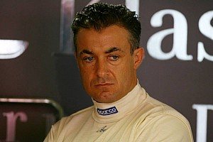 Alesi finishes DTM career
