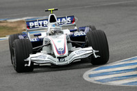 Heidfeld tops wet last day at Jerez