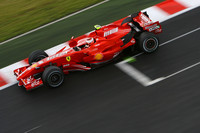 Raikkonen leads Ferrari one-two at French GP