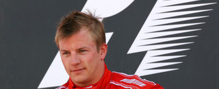 Raikkonen hopes for change of German luck
