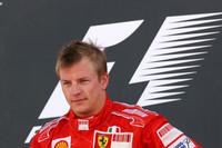 Raikkonen hopes for change of German luck