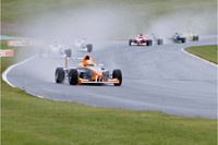 Ericsson shuffles deck with Brands Hatch wins