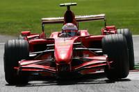 Raikkonen top in Belgian GP first practice